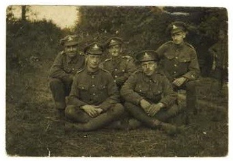 Lance Corporal Percy Wells from Agenora Street, Wisbech