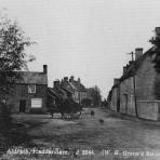 Aldreth High Street - entrance to The Borough.