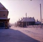 Top Corner in Winter