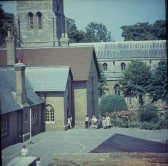 Robert Arkenstall School and Holy Trinity Church