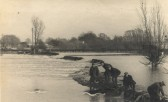 Banks Bursting at Over in the 1947 Floods