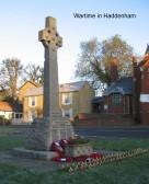 War reminiscence: Wartime memories of Haddenham.