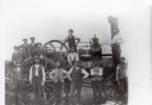 North Fen with Traction Engine