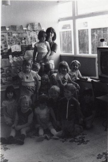 The Pre-school in the Social Club