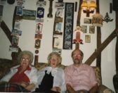 Beatrice Smith, Ada Peters, Russell Smith