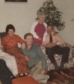 Betty Jones(Peters), Allen Jones, Ada Peters and Bob Peters