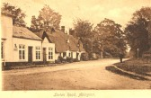 Great Abington - Linton Road. Junction with High Street. Village shop on left.