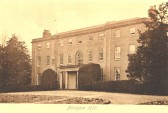 Great Abington - Abington Hall. Owned by Mortlock family in C19. Sold by the Abington Hall Estate in 1929. Bought by The Welding Institute in 1946.
