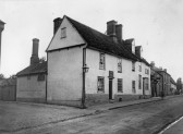 Linton - The former Red Lion Coaching Inn once called the Unicorn. Closed by 1852.  Coaches from Cambridge to Colchester stopped here.