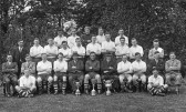 Linton - Granta Football club, the winners of the Haverhill and District League, the Russell Cup and the Cambridgeshire Premier League.