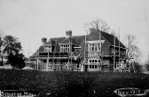 West Wickham - construction of new Streetly Hall for S O Webb,farmer