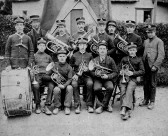 West Wickham - Salvation Army Band 1891