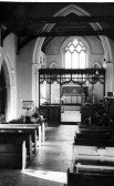 West Wickham - St Mary's Church, interior