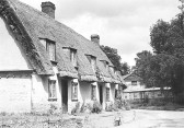 Balsham - Cottages next to the Queen's Head