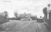 Balsham - Corner of West Wickham Road and Old House Road.  One of the three village wells can be seen in the centre of the picture