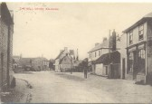 Balsham - The Stores and The Bell Inn. The old bakehouse