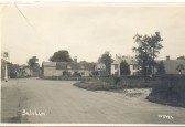 Balsham - The Bell corner from West Wickham Road