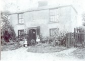 Balsham - cottage on West Wickham Road. It was demolished in the 1990s.  Now the site is 18 West Wickham Road