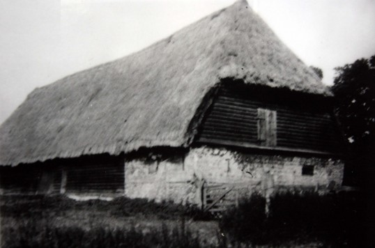 Balsham - barn in High street