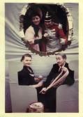 Jenny Prentice in a play in 1956