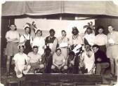 Huntingdon Methodist Church Men's Club Dramatic Society Melody Makers.