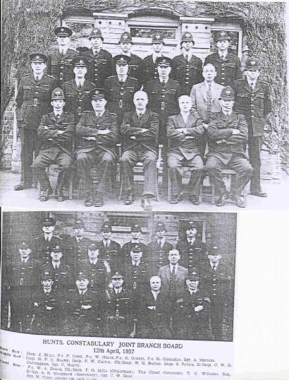 Hunts' Constabulary Joint Branch Board