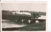 Godmanchester Railway bridge + train