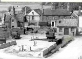 Bridge Place Godmanchester (6) goods yard. View from flour mill.