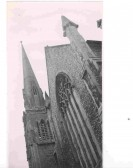 Trinity Church, Huntingdon 1867 - 1965 - facade (1). Please note that this photo is printed back to front !