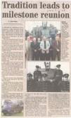 Auxiliary Fire Service,Huntingdon reunion.(Source Hunts Weekly News.)