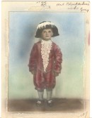 Dave Filler as Page boy to May Queen, Mottingham, London