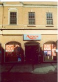 The  Old Cooperative Store (1980s), High Street, Huntingdon