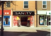 Another shop  from the infill of buildings following demolition of Shepherds Bakery, High Street, Huntingdon