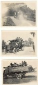 Girl guides off to camp. Early 1920s. Note lorry registration number EW......!!!!Source  Goodliff Archives.