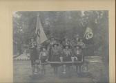 1st Hartford Girl Guide group
