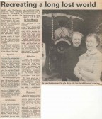 'A Zoo on Wheels' by Dr.John Middlemiss. ( source Huntingdon Weekly News.)