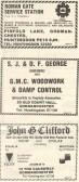 Godmanchester shop adverts - 1978. ( source - Hunts Post.)