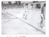 Bushey Close Swimming Pool, Huntingdon