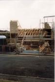 Hartford Village Hall under construction