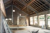 Hartford Village Hall nearing completion