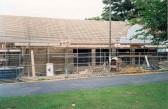Hartford Village Hall - slates on the roof