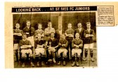 The Hurl Family of St.Ives ( 12 ).One of the Five Hurl brothers played in this team - Ernest Hurl. ( 1920s)