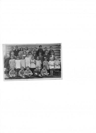St Owen's School Second Drove School Photograph.