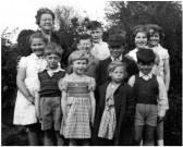 St Owen's Sunday School class.