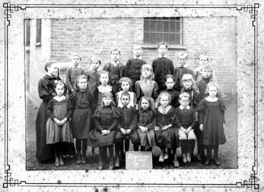 Little Downham School Class