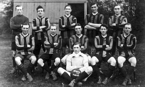 Little Downham Junior Football Team