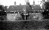 Rosedale, Ely Road, Little Downham. Coronation of George VI. Coronation of George VI