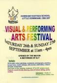 Arts Festival Poster. Arts Festival