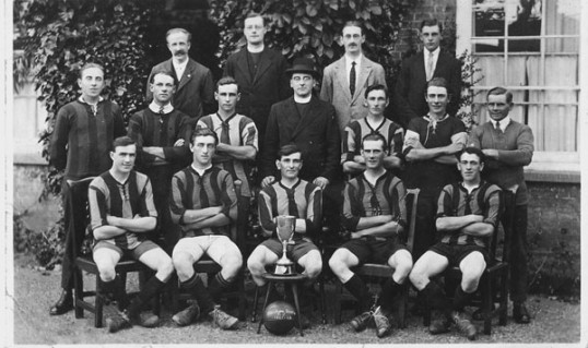Little Downham Swifts football club 1922/1923