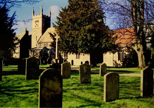 St. Leonard,s Church, Little Downham.